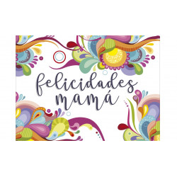 MINI CARD I Love Mamá