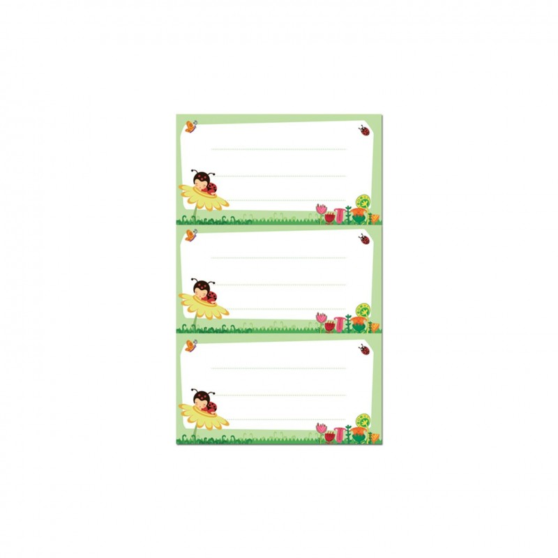 MINI CARD BABY INGLES -BY-