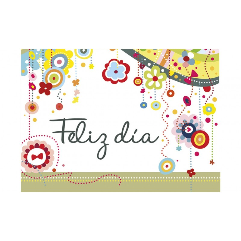 MINI CARD -ERES LA MAS GUAPA-