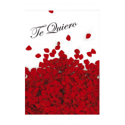 MINI CARD -TE QUIERO- /26