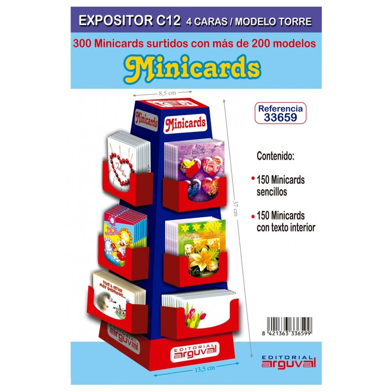 "MINI CARD OCASIONES ESPECIALES ""OE"""