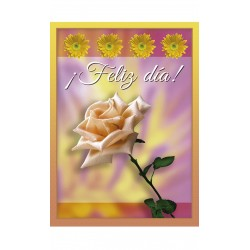 MINI CARD -FELIZ DIA MAMA- /16