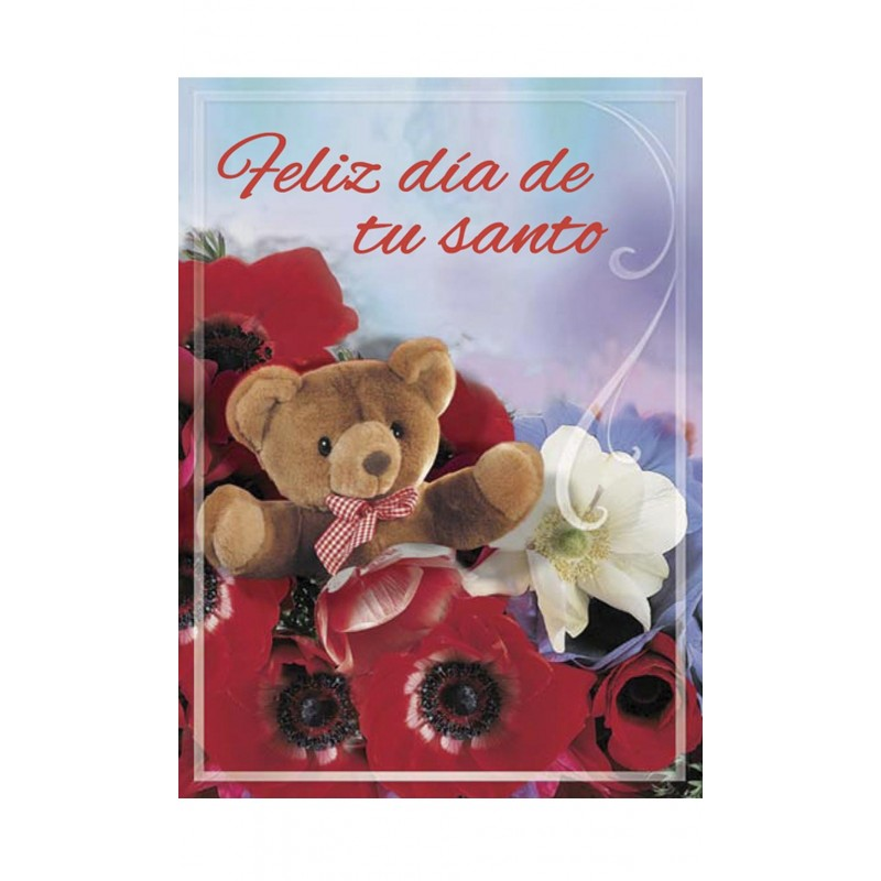 "MINI CARD ""FELIZ DIA"" /8"