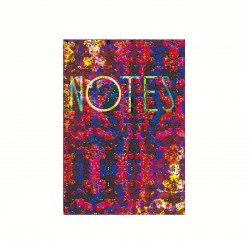 NOTEBOOK NEGRO FLORES TURNOWSKY /115