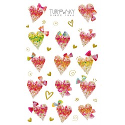 STICKER TURNOWSKY CORAZONES...