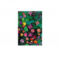 PAPEL TURNOWSKY FLORAL (Paq.10)