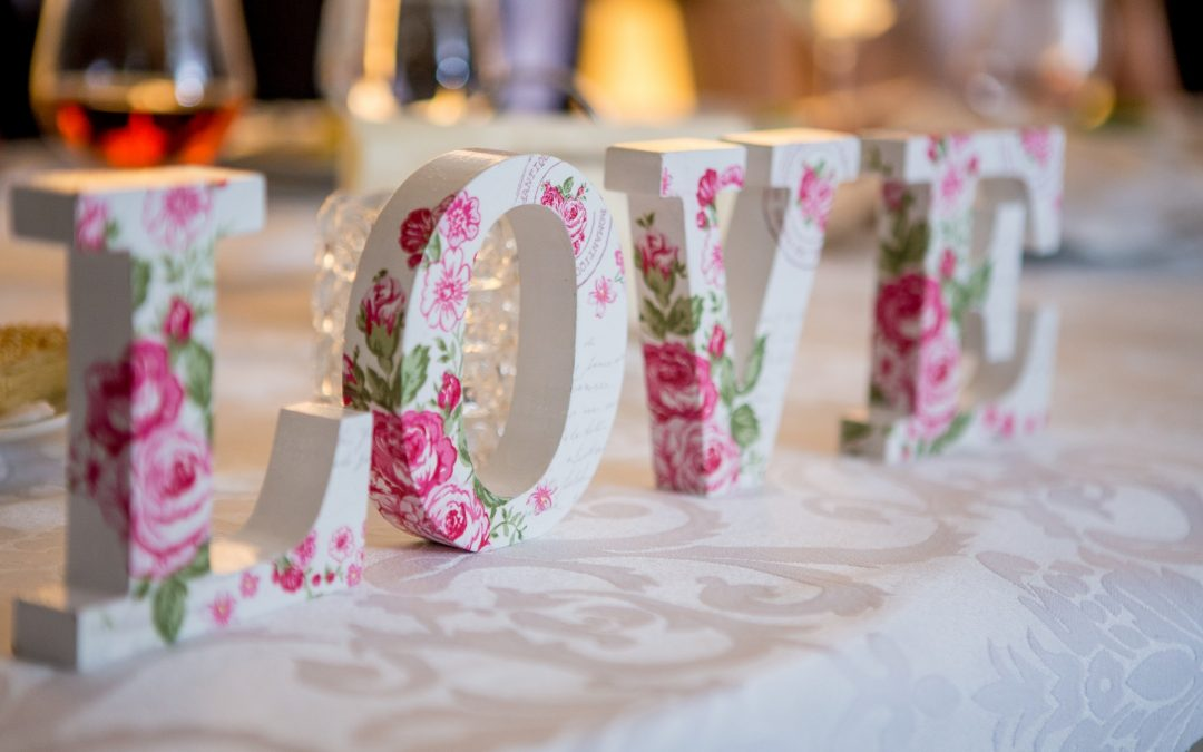 6 Tendencias en decoración de boda