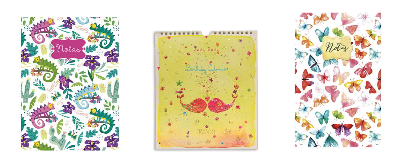 Hacer un regalo original: notebooks